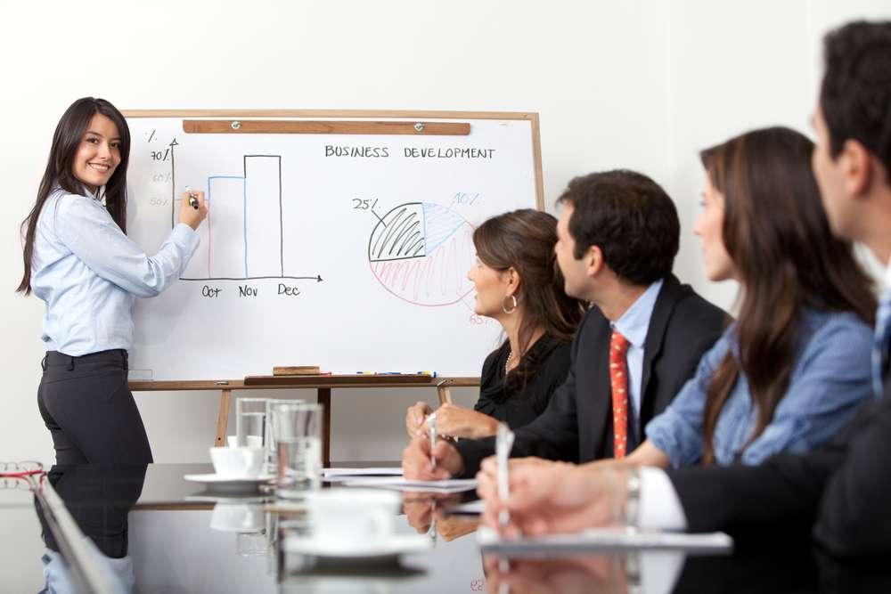 Креативные идеи для бизнес-презентации